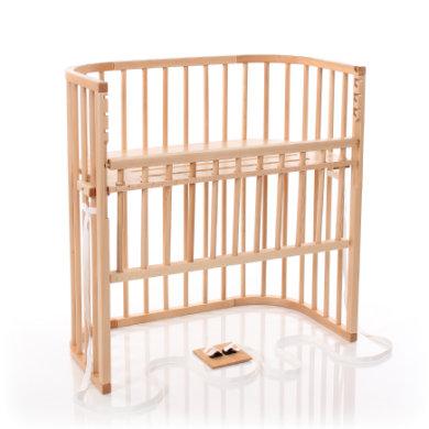Babybay Sideseng Boxspring Comfort natur