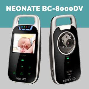 Neonate bc8000dv babyalarm