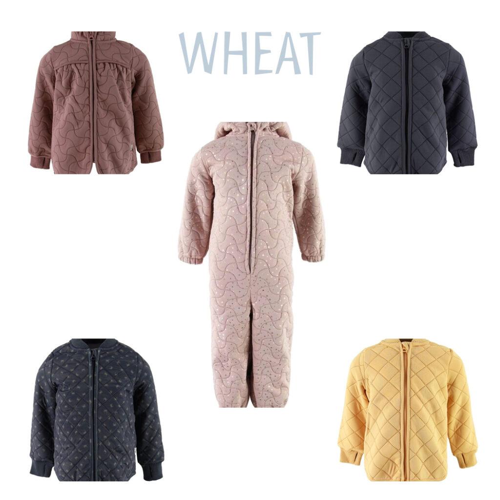 Wheat termotøj til børn