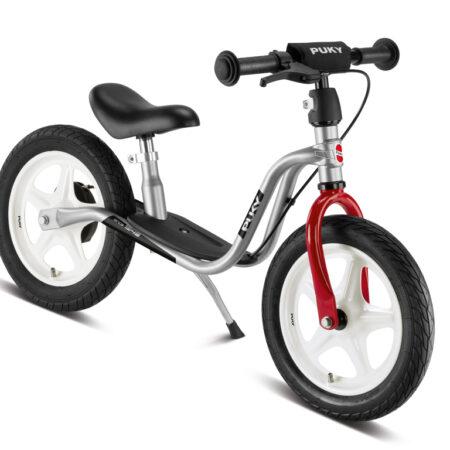 Puky LR 1L Br - Løbecykel med bremse - 35 cm - Sølv