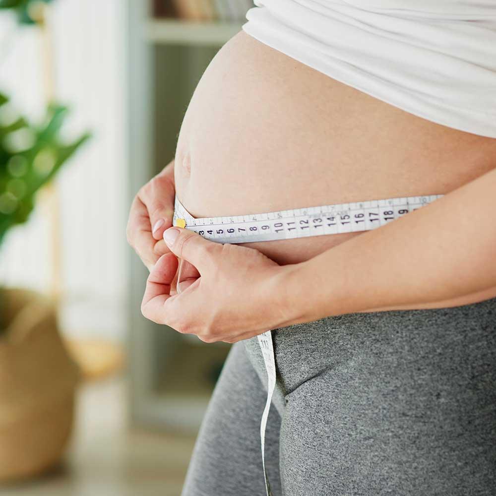 18 gravid uge Gravid uge