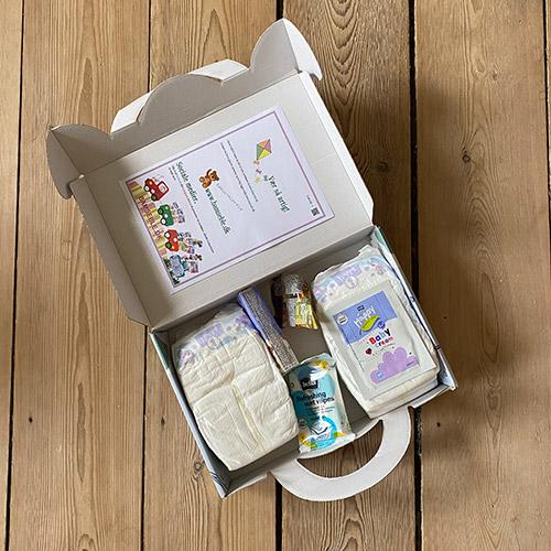 Bamseble gratis babypakke