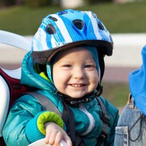 Cykelhjelm til baby